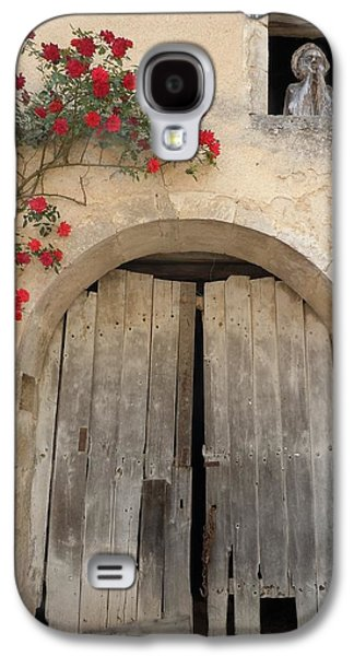French Doors And Ghost In The Window Galaxy S4 Case by Marilyn Dunlap