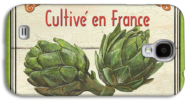 French Vegetable Sign 2 Galaxy S4 Case