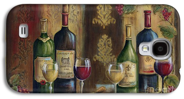 French Wine Tasting Galaxy S4 Case