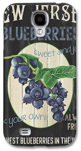 Fresh Berries 1 Galaxy S4 Case by Debbie DeWitt