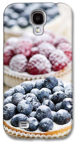 Fresh Berry Tarts Galaxy S4 Case