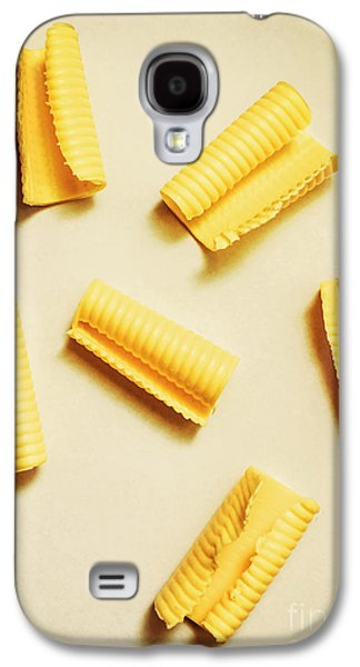 Fresh Butter Curls On Table Galaxy S4 Case by Jorgo Photography - Wall Art Gallery