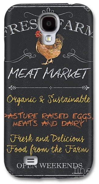 Fresh Farm Meat Galaxy S4 Case