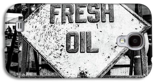 Fresh Oil Galaxy S4 Case