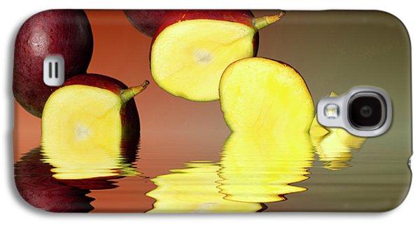 Fresh Ripe Mango Fruits Galaxy S4 Case by David French