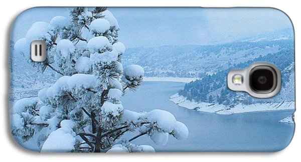 Fresh Snow Galaxy S4 Case