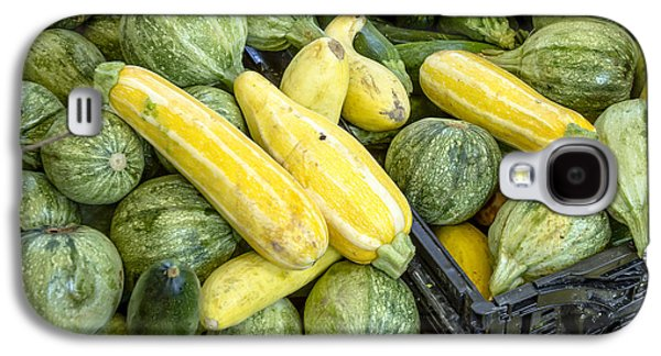 Fresh Squash At The Market Galaxy S4 Case