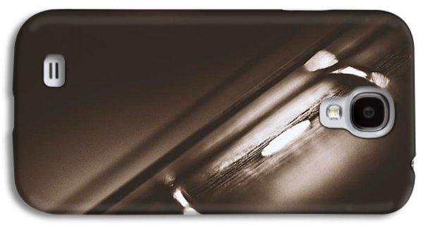 Fretboard Galaxy S4 Case by Scott Norris