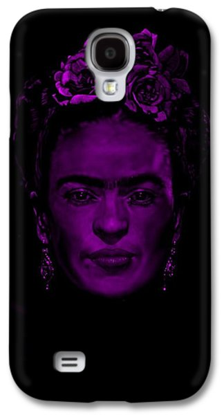 Frida Kahlo  Galaxy S4 Case by Brian Broadway