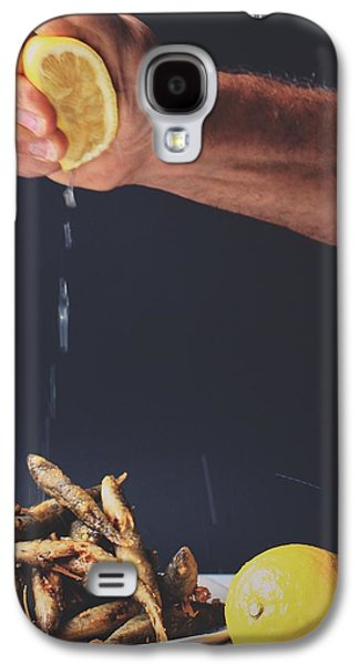 Fried Fish Galaxy S4 Case