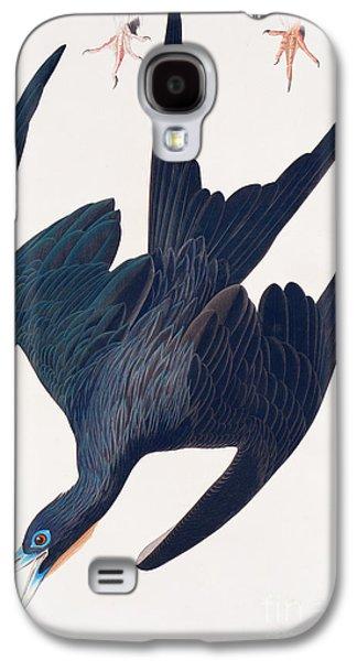 Frigate Penguin Galaxy S4 Case by John James Audubon