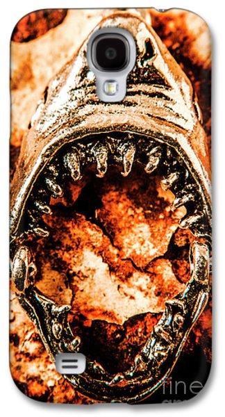 Frightening Marine Scene Galaxy S4 Case by Jorgo Photography - Wall Art Gallery