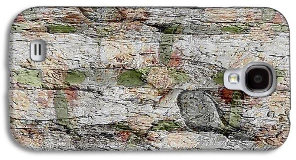 Stone Galaxy S4 Case by Lorai Wilson