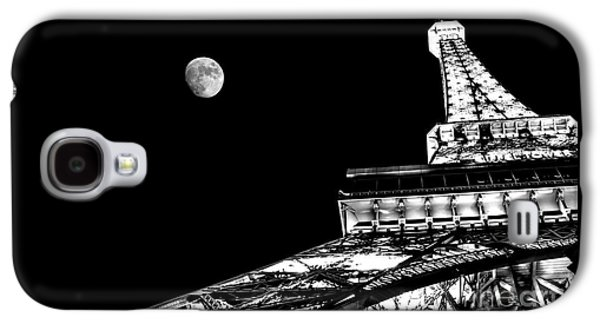 From Paris With Love Galaxy S4 Case by Az Jackson