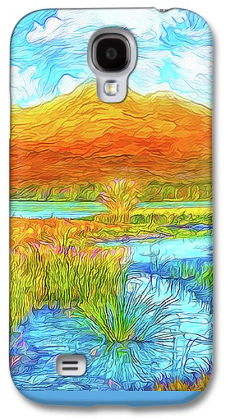 From Sky To Mountain To Stream - Boulder County Colorado Galaxy S4 Case by Joel Bruce Wallach