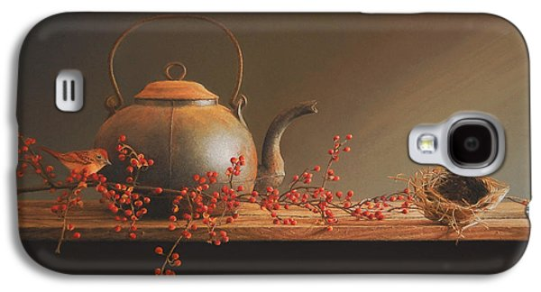 From The Hearth Galaxy S4 Case by Barbara Groff