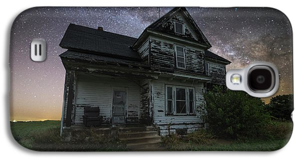 Front Porch  Galaxy S4 Case by Aaron J Groen