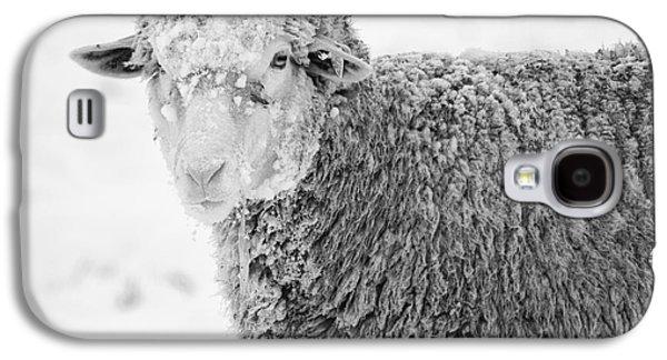 Frozen Dinner Galaxy S4 Case by Mike  Dawson