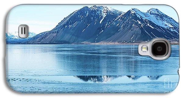 Frozen Lake Galaxy S4 Case by Svetlana Sewell