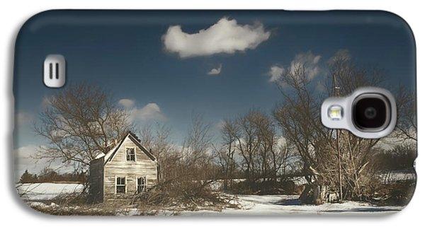 Frozen Stillness Galaxy S4 Case by Scott Norris