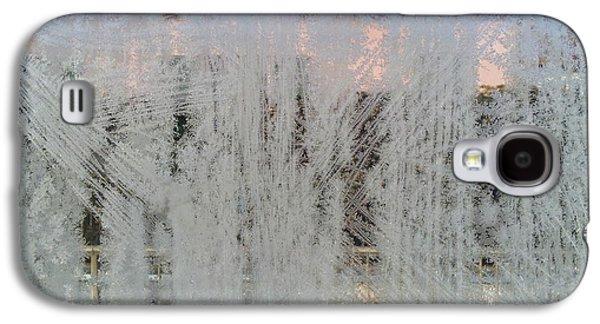 Frozen Window Galaxy S4 Case