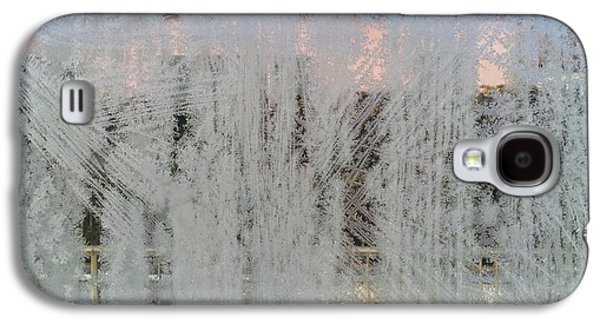 Frozen Window Galaxy S4 Case
