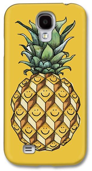 Fruitful Galaxy S4 Case by Kelly Jade King