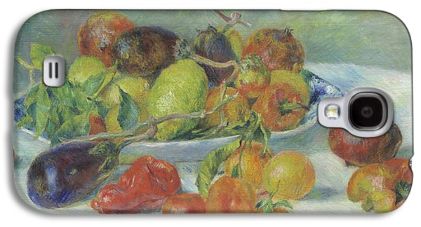 Fruits Of The Midi Galaxy S4 Case by Pierre Auguste Renoir