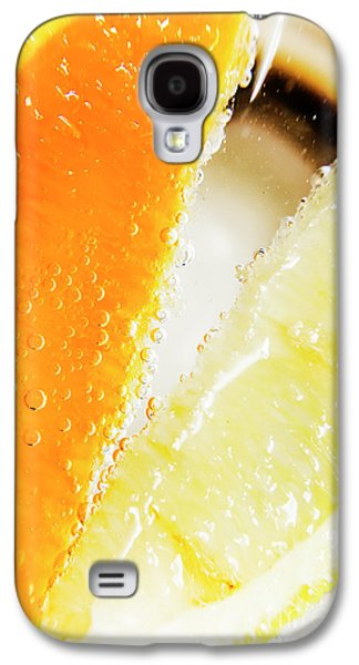 Fruity Drinks Macro Galaxy S4 Case by Jorgo Photography - Wall Art Gallery