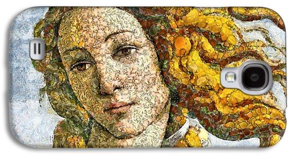 Fruity Venus I Am So Sorry Mr Boticelli Galaxy S4 Case by Georgiana Romanovna