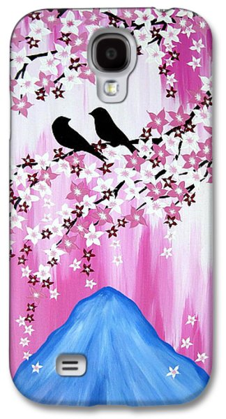 Fuji Galaxy S4 Case by Cathy Jacobs
