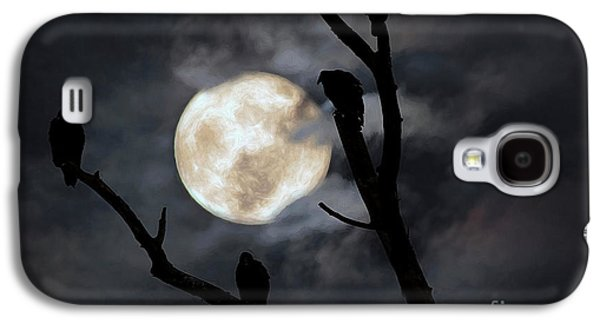 Condor Galaxy S4 Case - Full Moon Committee by Darren Fisher