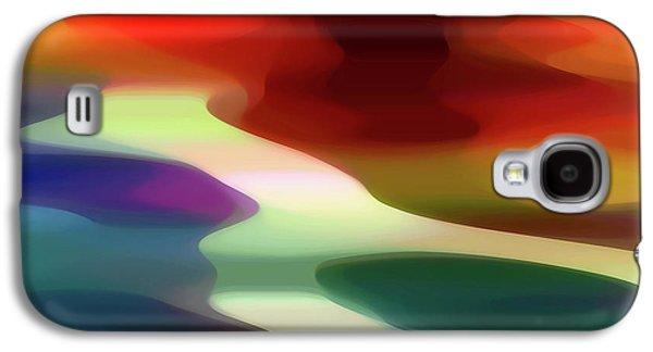 Fury 1 B Galaxy S4 Case by Amy Vangsgard