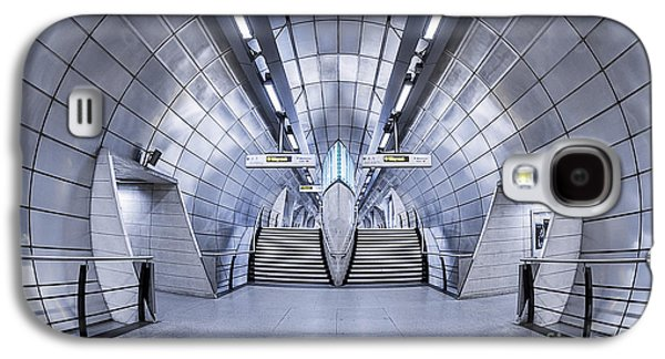 Futurism Galaxy S4 Case by Evelina Kremsdorf