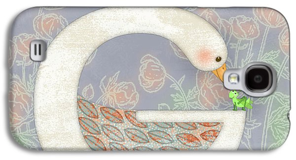 G Is For Goose And Grasshopper Galaxy S4 Case