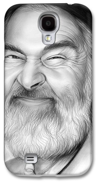 Gabby Hayes Galaxy S4 Case by Greg Joens