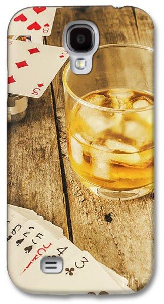 Gamblers Still Life Galaxy S4 Case by Jorgo Photography - Wall Art Gallery