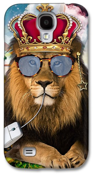 Game Of Cat And Mouse Galaxy S4 Case