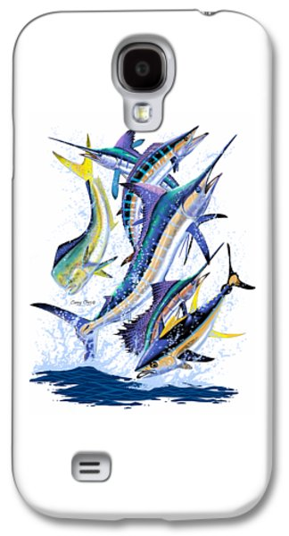Gamefish Digital Galaxy S4 Case