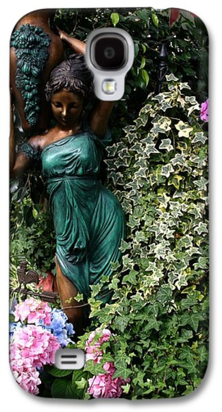 Garden Goddess Galaxy S4 Case by Kristin Elmquist