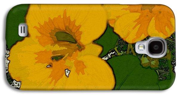 Garden Love Galaxy S4 Case