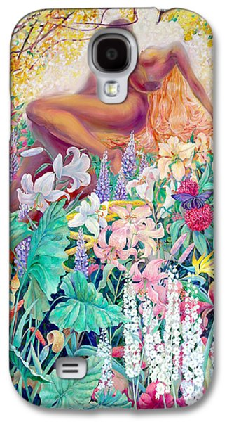 Garden Of Eden Galaxy S4 Case by SvetLana Grecova