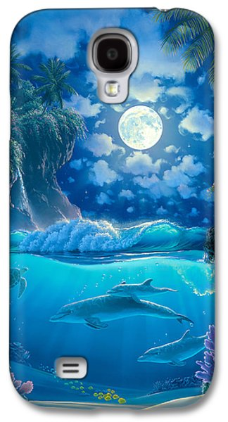 Garden Of Light Galaxy S4 Case