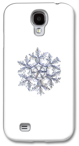 Gardener's Dream, White Version Galaxy S4 Case