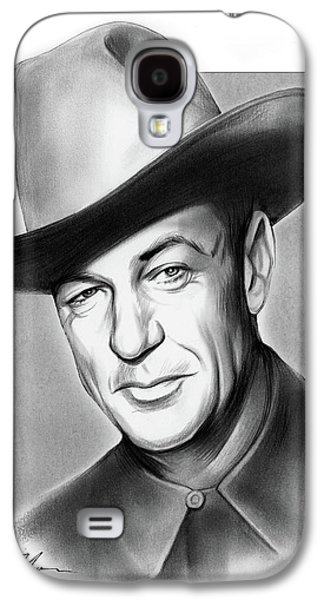 Gary Cooper Signature Galaxy S4 Case