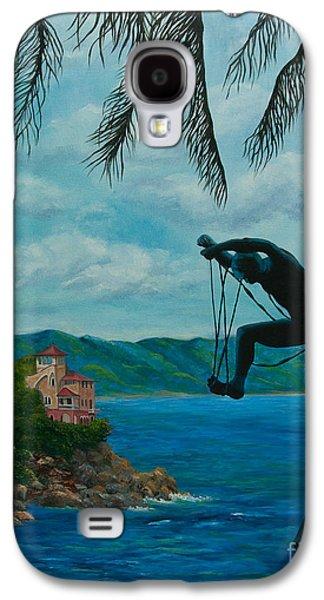 Gateway To Portofino Galaxy S4 Case by Charlotte Blanchard