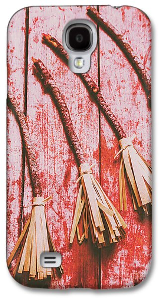 Gathering Of Evil Witches Still Life Galaxy S4 Case by Jorgo Photography - Wall Art Gallery