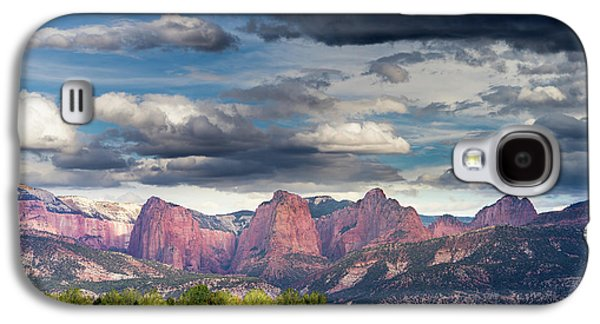 Gathering Storm Over The Fingers Of Kolob Galaxy S4 Case