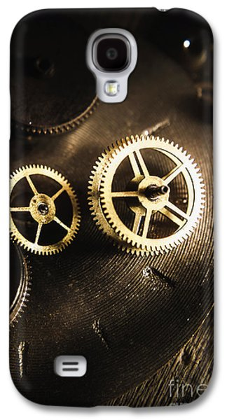 Gears Of Automation Galaxy S4 Case by Jorgo Photography - Wall Art Gallery