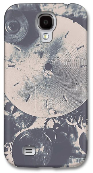 Gears Of Old Industry Galaxy S4 Case
